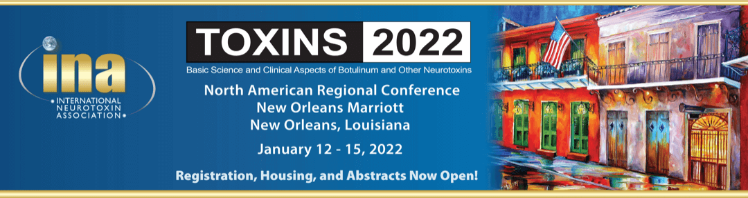 TOXINS 2022 North American Regional Conference